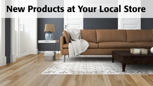 New Products at Your Local Deco Surfaces - Fall 2017