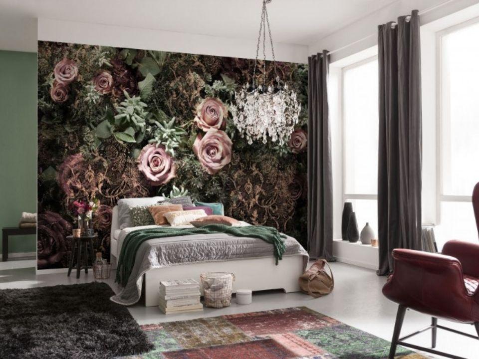 6 Murales De Papier Peint Pour Un Decor Romantique Deco Surfaces