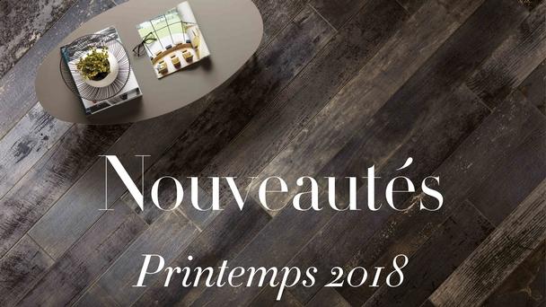 Nouveaux Planchers Printemps 2018