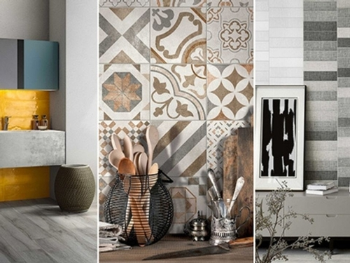 Wall ceramic tiles, the must-haves