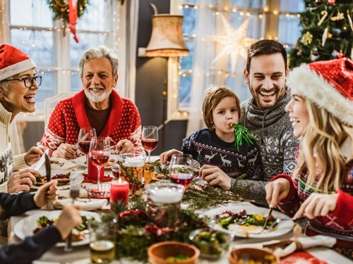 7 economic tips for hosting at Christmas