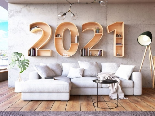 8 decorating trends that will embellish your home in 2021