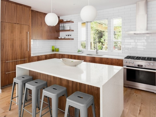 Refreshing your kitchen's look without going overboard