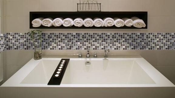 P te de verre c ramique d co surfaces for Pate de verre salle de bain