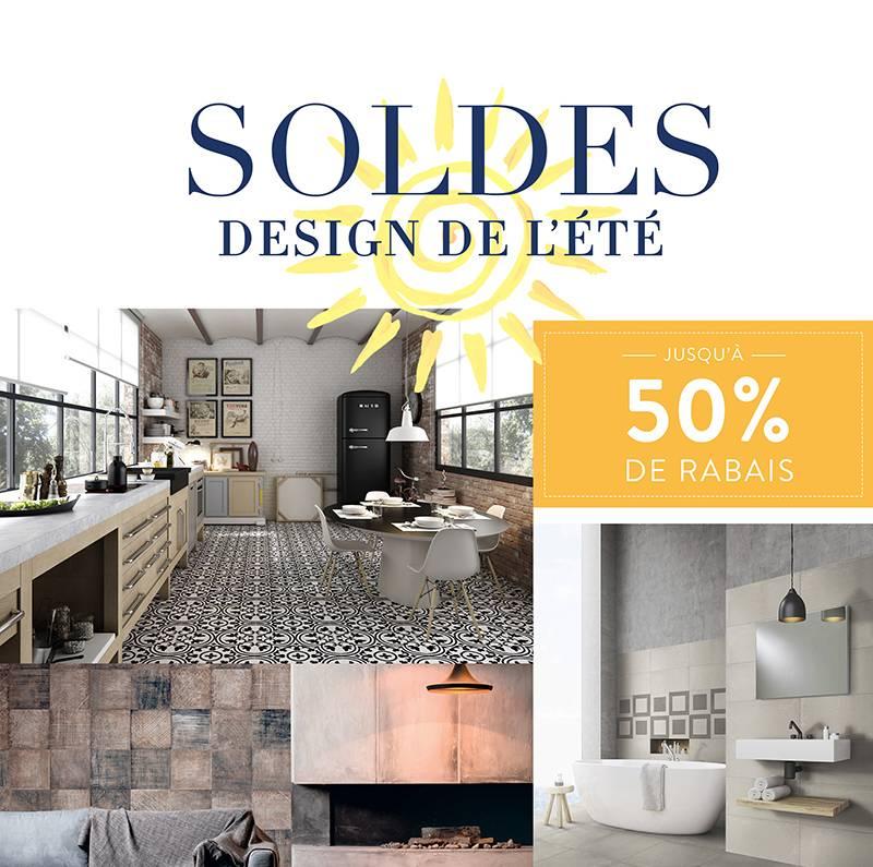 Soldes Design de l'Été du 9 août au 2 septembre 2018