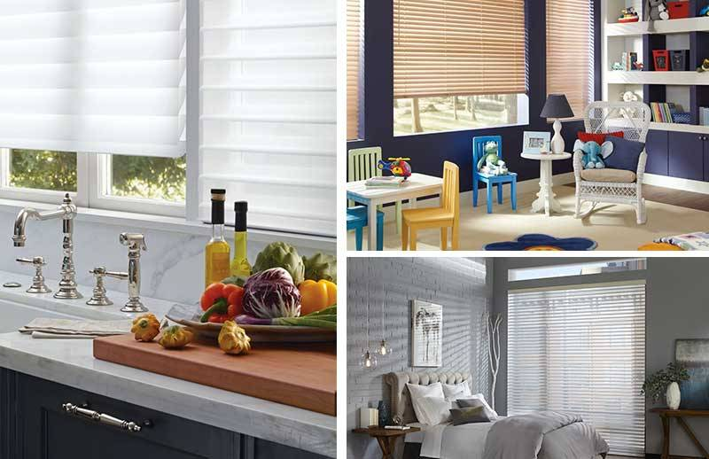 It is important to consider the type of room that will welcome the window covering