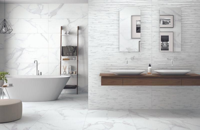 An elegant bathroom