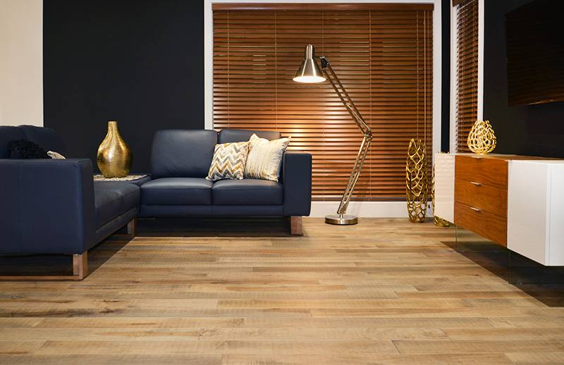 For a greener floor covering, choose hardwood!