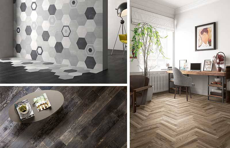 Focus is on natural colors while choosing floor coverings